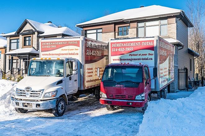 Moving Trucks 1