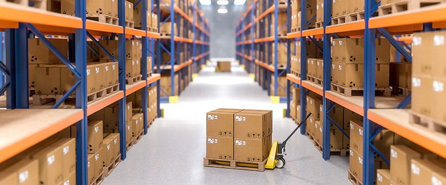 Warehousing in Montreal - Moving and Storage Company