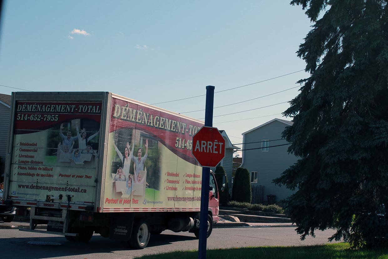 Moving Ahuntsic-Cartierville 1