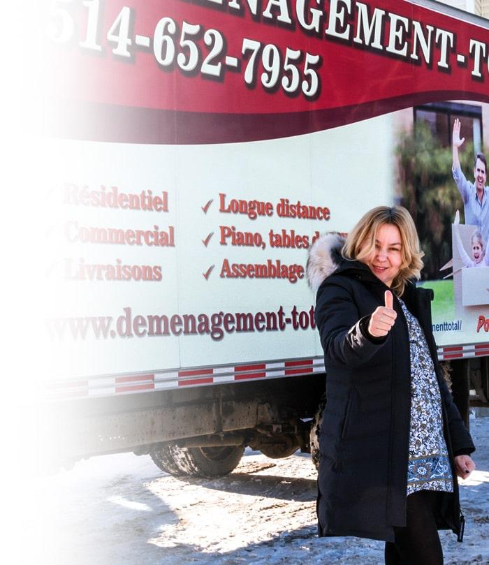 Déménagement Montréal – Déménageurs de confiance à Montréal