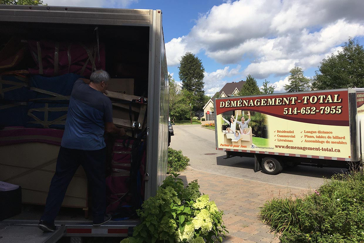 Moving Montreal-Thetford Mines 1