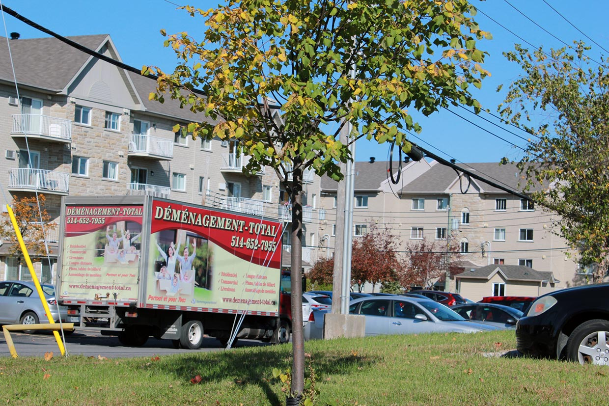 Moving Chateauguay 1