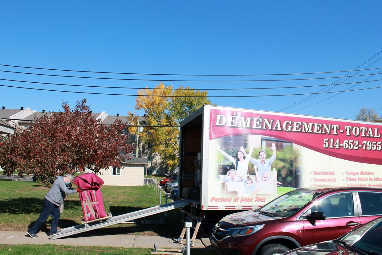 Moving Longueuil 1