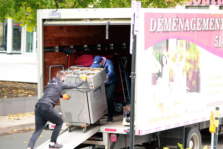 Déménagement Vaudreuil-Dorion 1