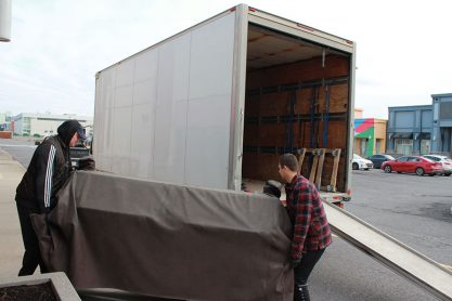 Moving an Aquarium to Montreal, South Shore or North Shore