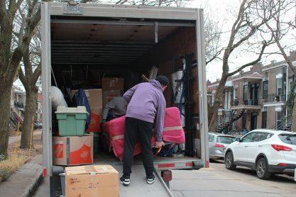 Services de déménagement pour personnes âgées