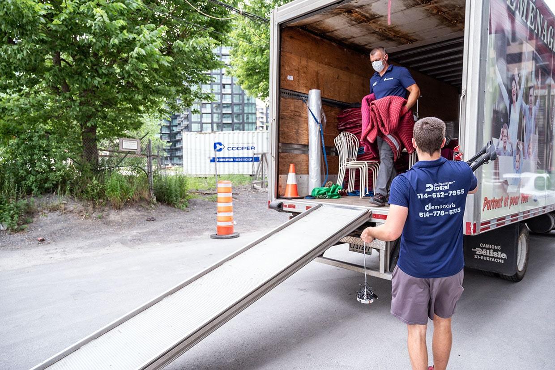 Déménageur pas cher, mais de grande qualité, à Montréal - déménageur pas cher - 8