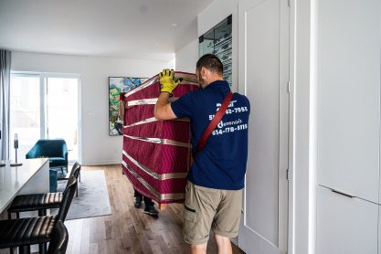 Differences Between a Professional Mover and an Amateur